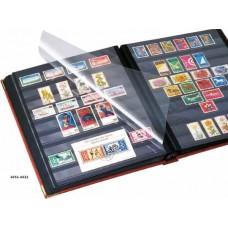Кляссер PRINZ  Роял-Stockbook 16 страниц листы чёрные