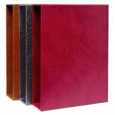 PRINZ Royal-Stockbook, Leather Slipcase, 240 x 325 mm