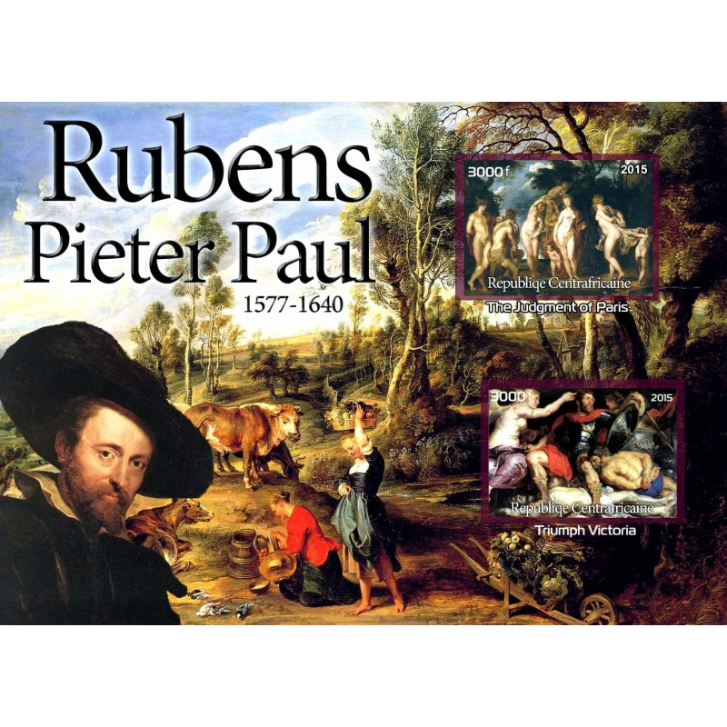 питер пауль рубенс биография