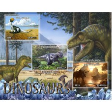 Fauna Dinosaurs