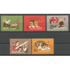 Stamps scouts Pioneers