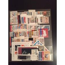Полный годовой комплект почтовых марок и блоков СССР за 1966 год