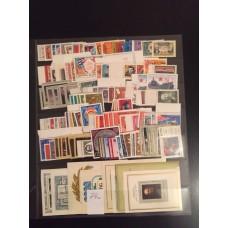 Полный годовой комплект почтовых марок и блоков СССР за 1974 год