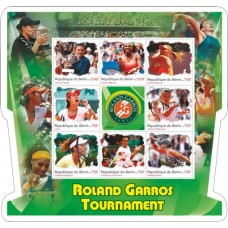 Sport tennis tournament Roland Garros
