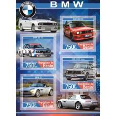 Transport sports cars BMW