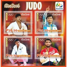 Sport Judo at the 2016 Summer Olympics in Rio
