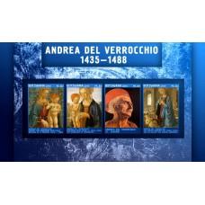 Art Italian Painting Andrea Verrocchio