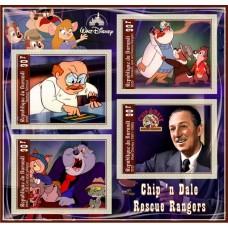Disney Chip 'n' Dale Cartoons