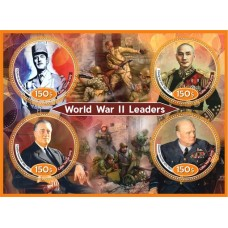 War World War II Leaders