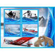 Polar The Flight Across the North Pole