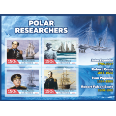 Polar researchers