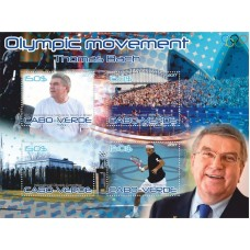Sport Olympic movement Thomas Bach