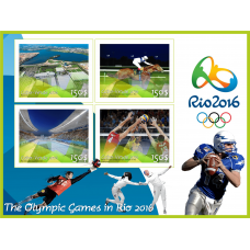 Olympic Games in Rio 2016