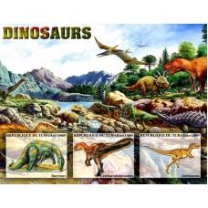 Фауна Динозавры