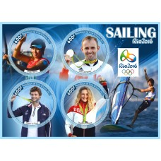 Sport Sailing at the 2016 Summer Olympics in Rio