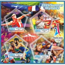Sport 2024 Summer Olympics in Paris
