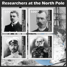 Рolar Researchers at the North Pole