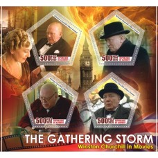 Animation, Cartoons The Gathering Storm Winston Churchill in Movies