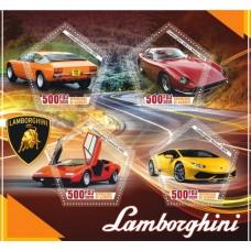 Transport sports cars Lamborghini