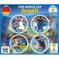 Sport FIFA World Cup 2014 in Brazil