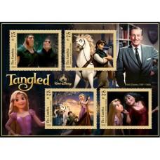 Disney Tangled Cartoons