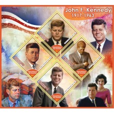 Great People John Kennedy