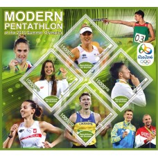 Sport Modern pentathlon at the 2016 Summer Olympics in Rio
