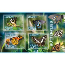 Fauna insects butterflies
