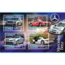 Transport sports cars Mercedes