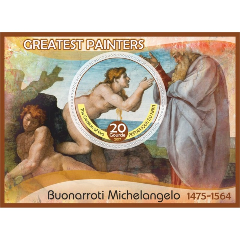 account of the life and works of michelangelo buonarroti Michelangelo: early life and training michelangelo buonarroti (michelangelo di lodovico buonarroti simoni) was born on march 6, 1475, in caprese, italy.