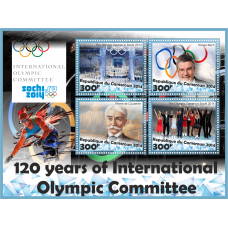 Sport 120 years of International Olympic Community