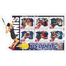 Sport tennis tournament Us open
