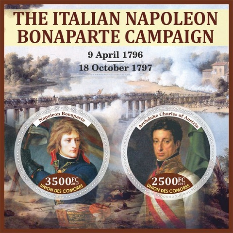 an analysis of the campaigns of napoleon bonaparte