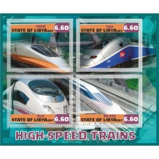 Transport High-speed trains
