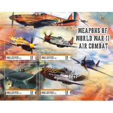 Weapons of World War II Air Combat