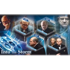 Animation, Cartoons Into the Storm Winston Churchill in Movies