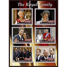 Great People The Royal Family