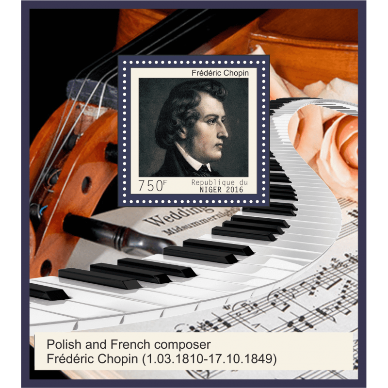 the life and music of frederic chopin a composer Frederic chopin was born on march 1, 1810 in poland his father was french and his mother was polish in his future the music of both of these nations would influence his compositions.
