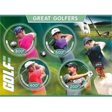 Sports Golf best players