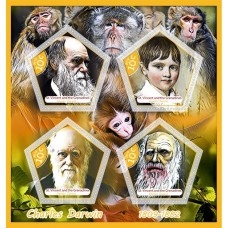 Great People Charles Darwin