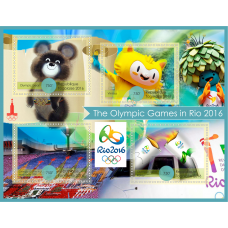 Games Moscow 1980 and Rio 2014