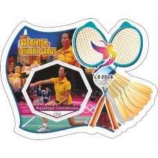 Sports Summer Olympics 2028 in Los Angeles Badminton