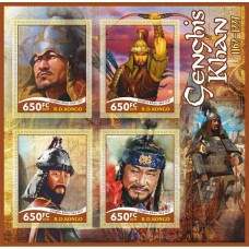 Great People Genghis Khan