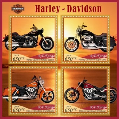 Transport Harley-Davidson