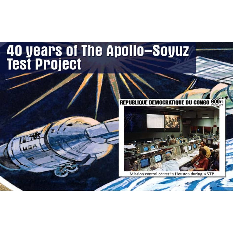 an introduction to the history of the apollo soyuz test project astp The paperback of the the partnership: a nasa history of the apollo-soyuz test project by the 1975 apollo-soyuz test project (astp) introduction to the dover.