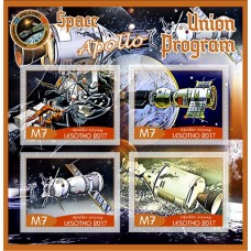 Space Union Program Apollo