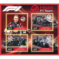 Transport Haas F1 Team