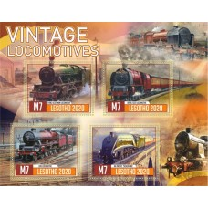 Transport Vintage locomotives