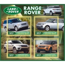 Transport Range Rover