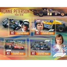 Transport Formula 1 Ronnie Peterson